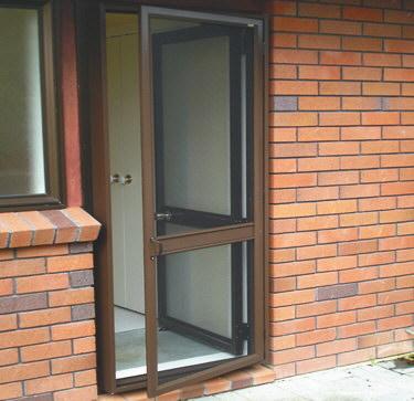 Drzwi Siatkowe Na Balkon I Taras Kraków Krakżal